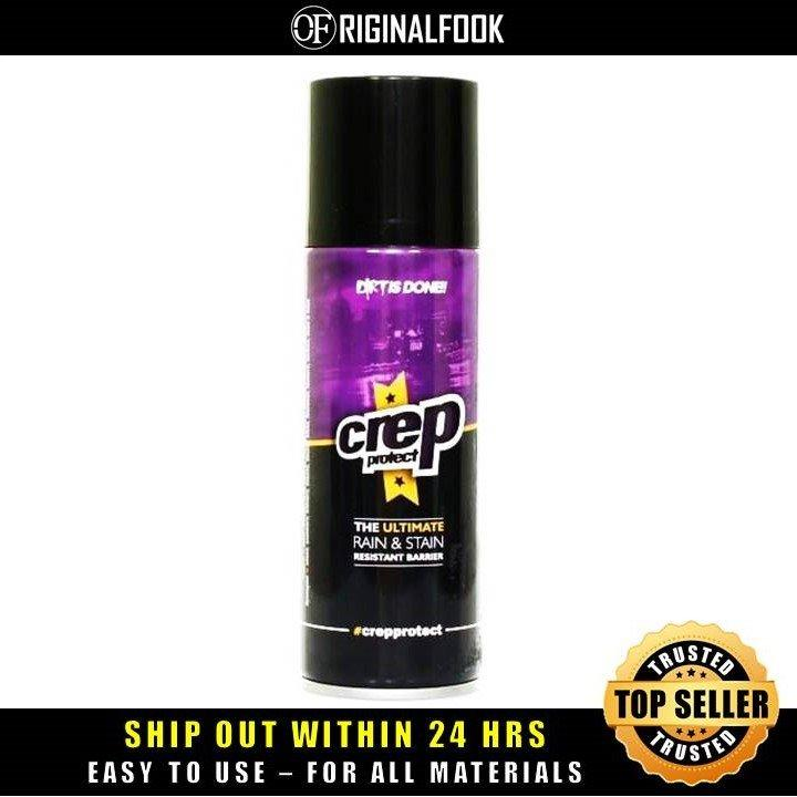 Buy Cheap Hot Sale Crep Protect Dirt Stain Repel Shoe Spray