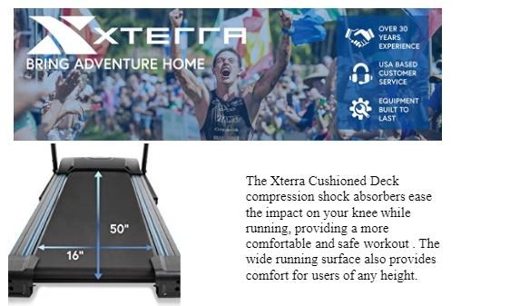 xterra fitness tr150 folding treadmill black reviews