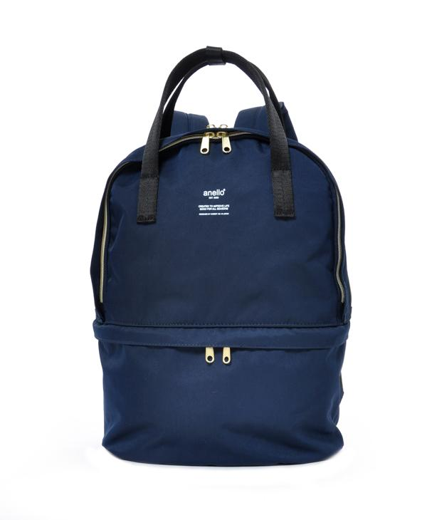Who Sells 【Anello】 2 Layers Multi Function Backpack At C 1841 The Cheapest