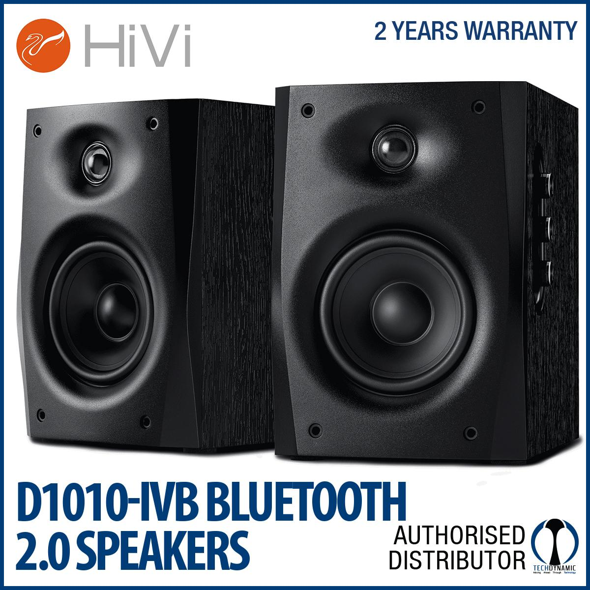 Cheaper Hivi Swanspeakers D1010 Iv 2 Speaker Bluetooth