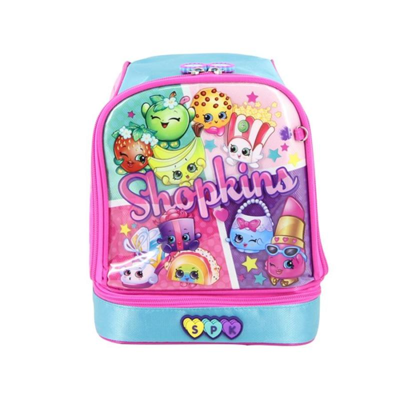 Kidztime x Shopkins Lunch Backpack (Back to school)