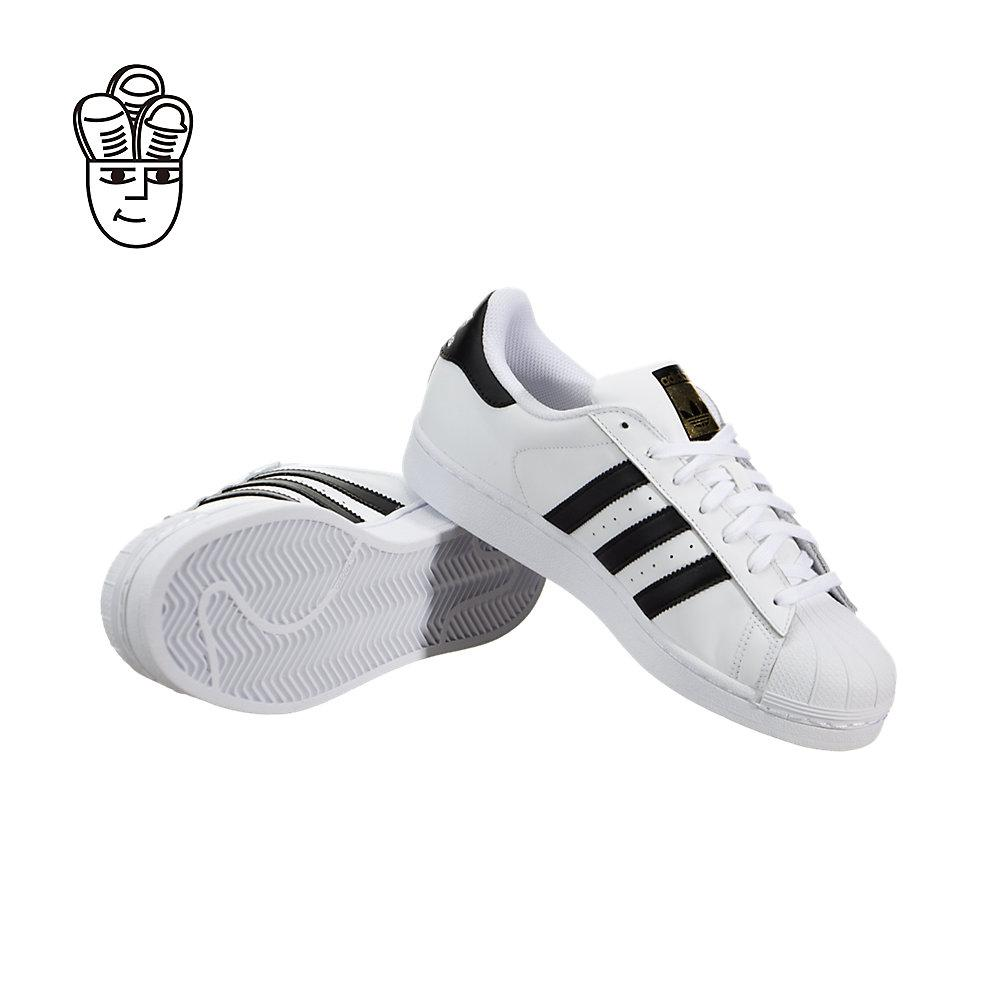 huge discount dd30b 67d24 Adidas Superstar W Retro Basketball Shoes Women c77153 -SH