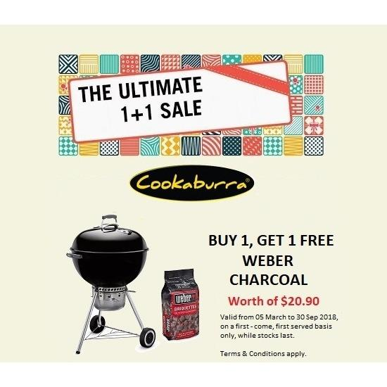 Sale Weber Original Premium Kettle 57Cm 22 5 Charcoal Grill 10 Years International Manufacturer Warranty Online Singapore