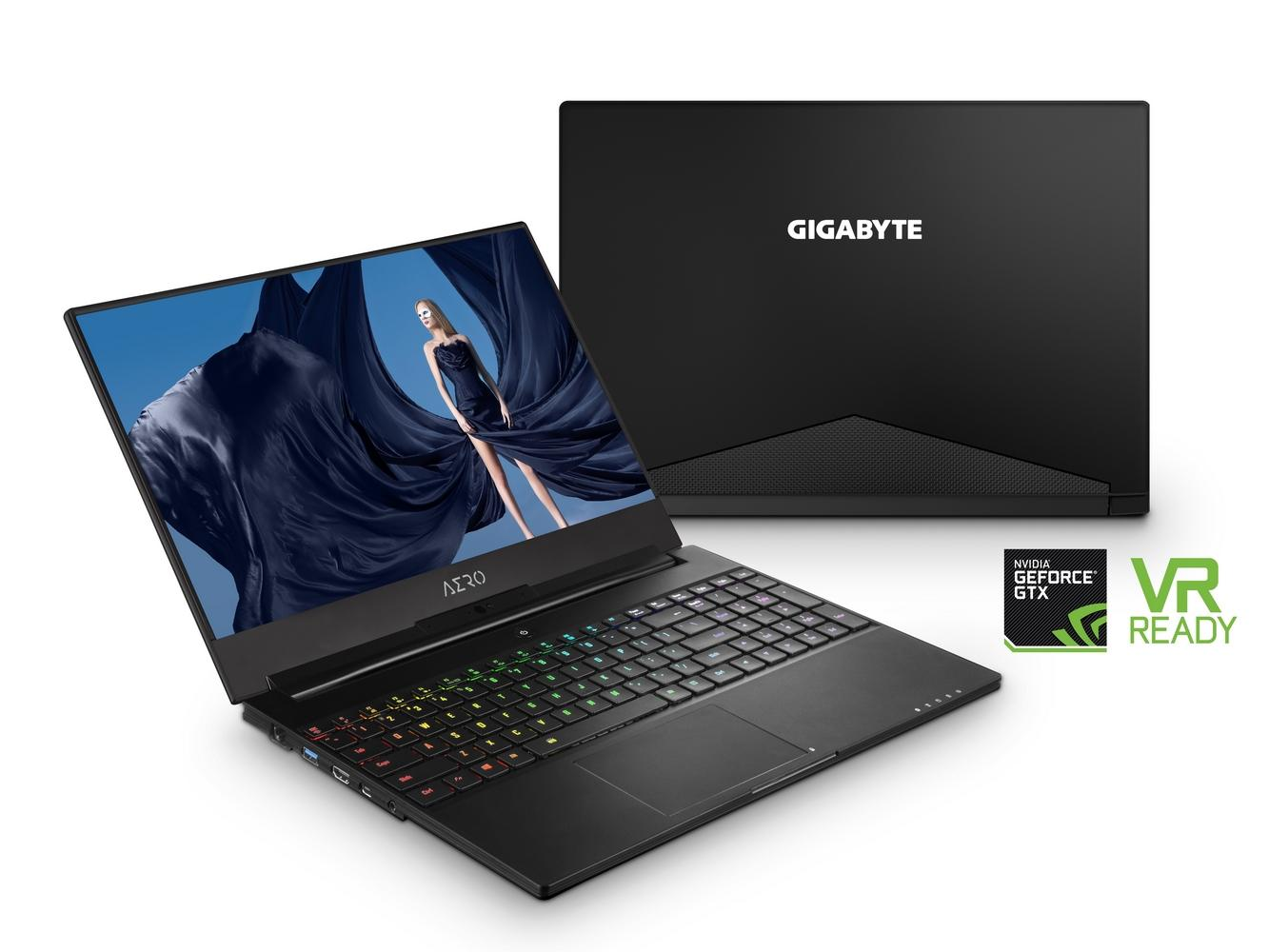 GIGABYTE AERO 15-X8 (4K UHD) Gaming Notebook
