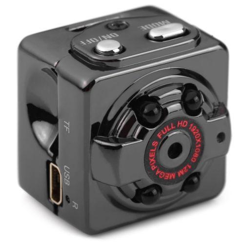 Sq8 Mini Dv Camera 1080p Full Hd Car Sports Ir Night Vision Dvr Video Camcorder By Higlobee.