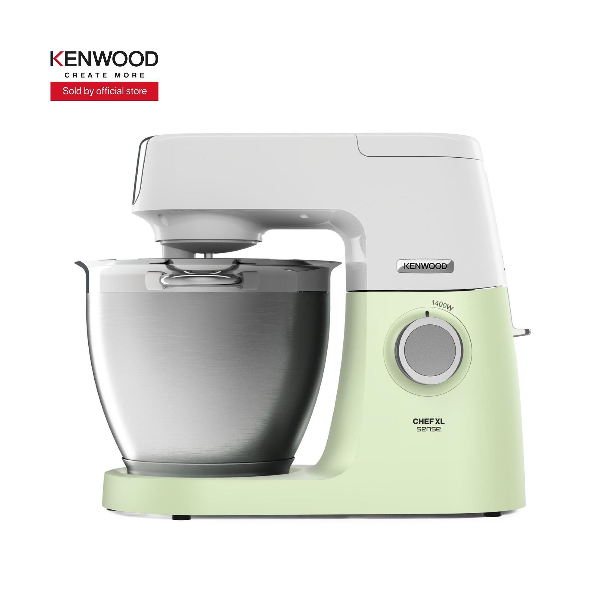Mixer Comp Philips Hr155940 Green Daftar Harga Terbaru Cnc Breadboard Syb 170 Mini Solderless 170p Putih Kenwood Chef Xl Sense Kitchen Machine 1400w Kvl6100g