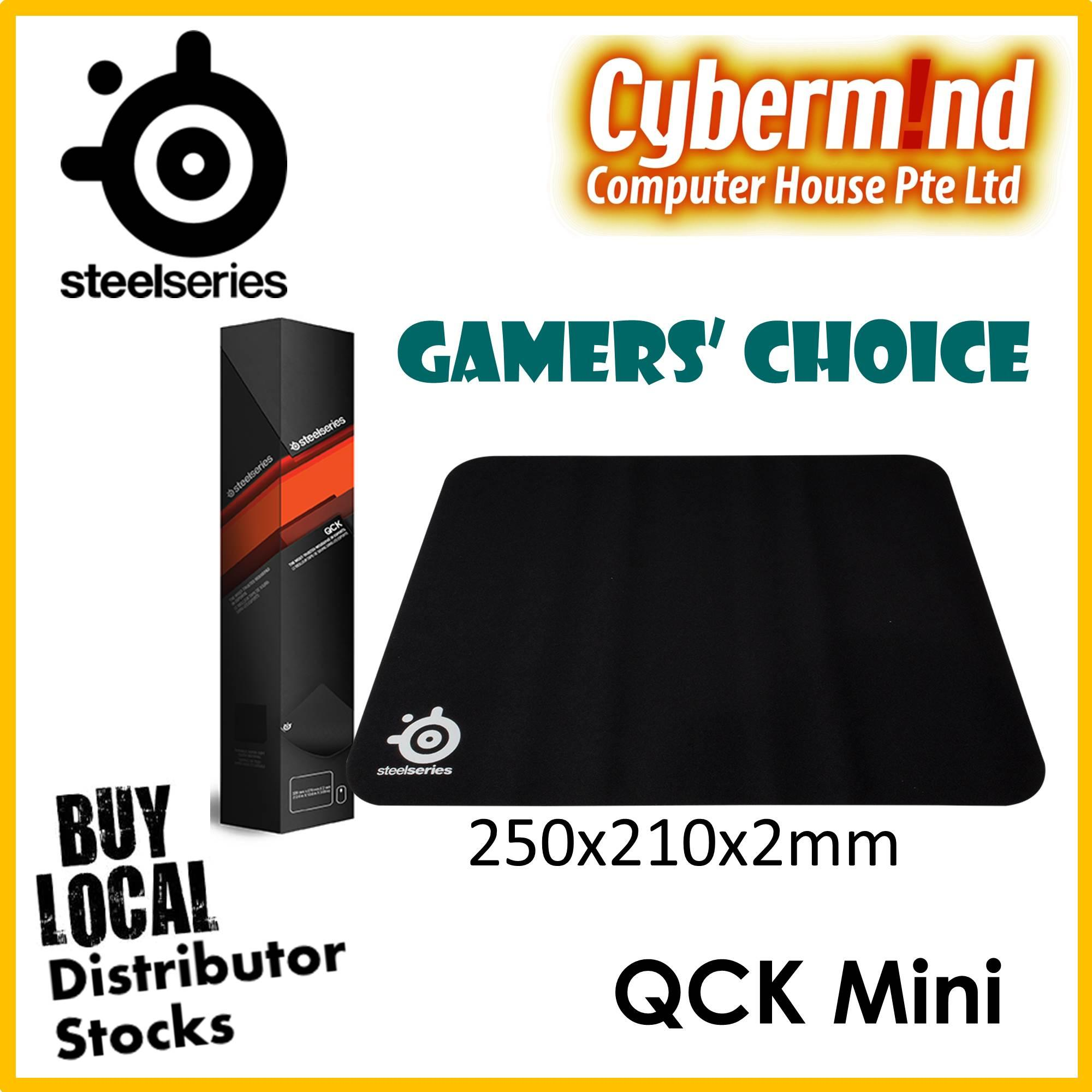 Price Steelseries Qck Mini Gaming Mouse Pad Singapore