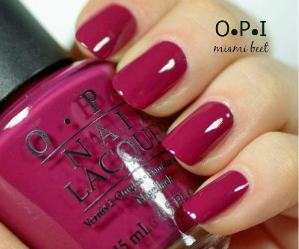 Buy OPI Miami Beet B78 (0.5oz) Singapore