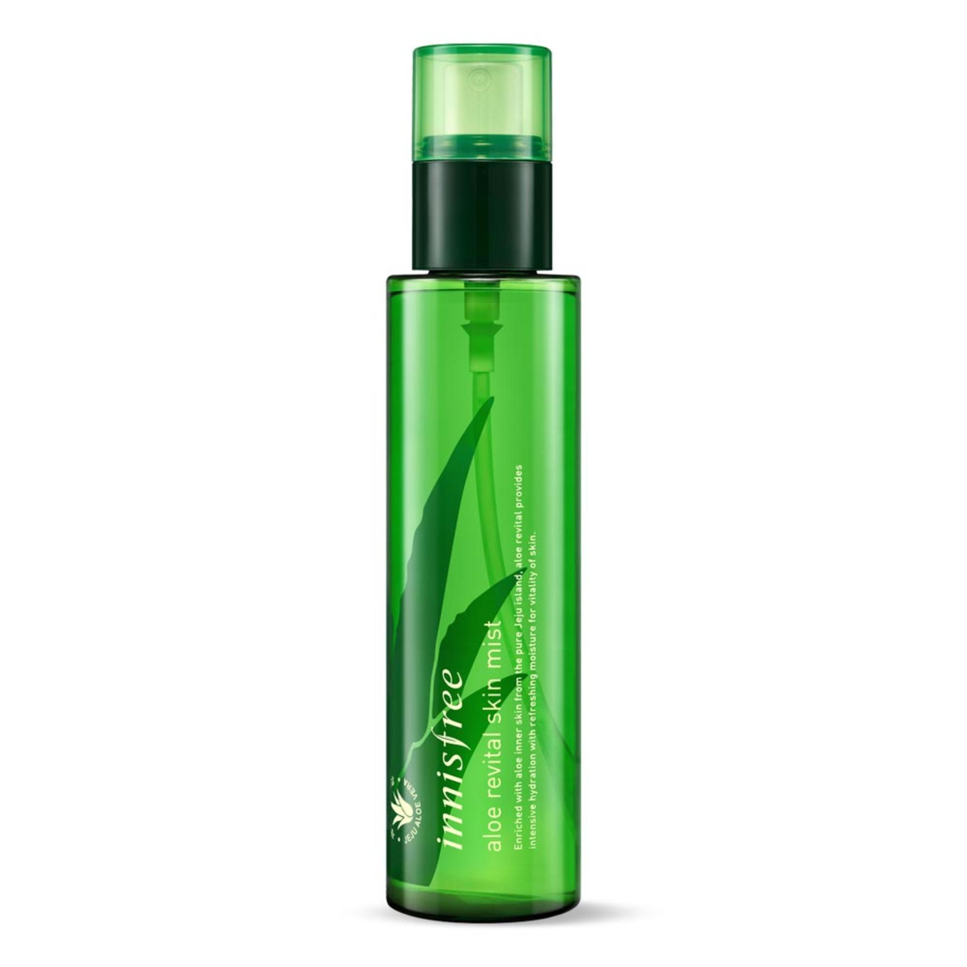 List Price Innisfree Aloe Revital Skin Mist 120Ml Innisfree