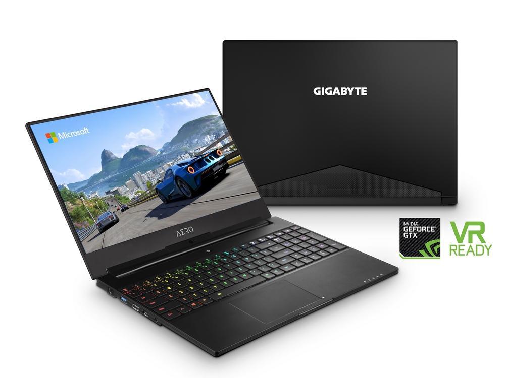 GIGABYTE AERO 15-X8 FHD Gaming Notebook