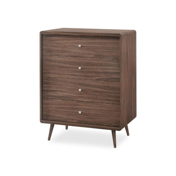 Sasha Chest Of 4 Drawers (FREE DELIVERY)(FREE ASSEMBLY)