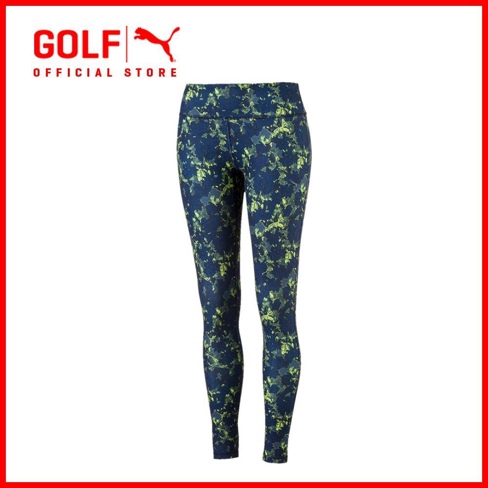 Puma Golf Women Printed Tight Peacoat