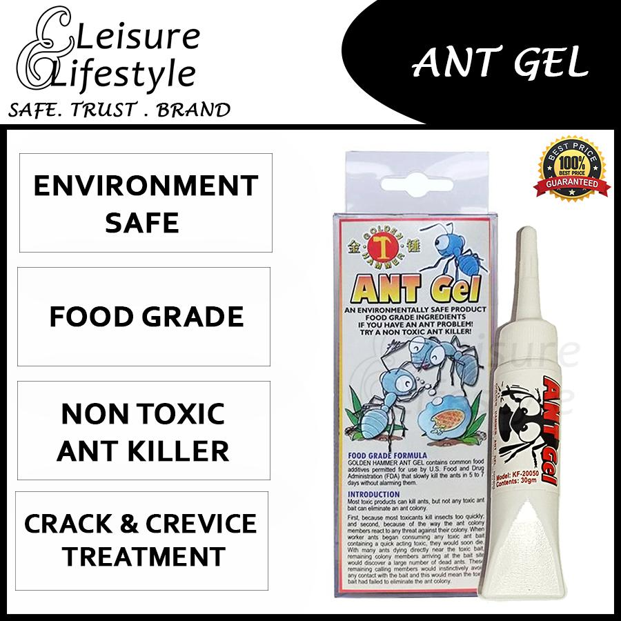 Ant Gel for ant killer and ant bait