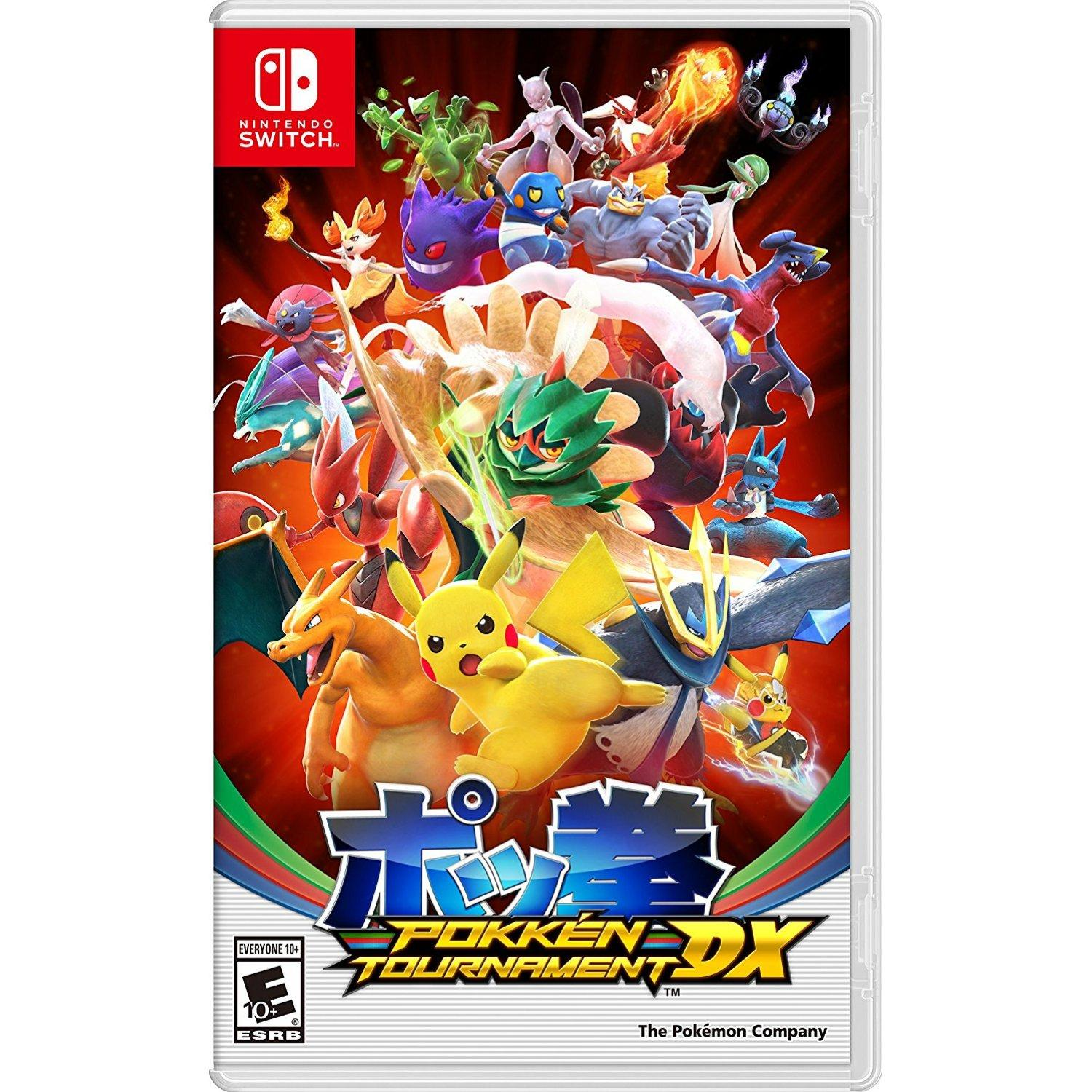 Cheap Nintendo Switch Pokken Tournament Dx As R3 Online
