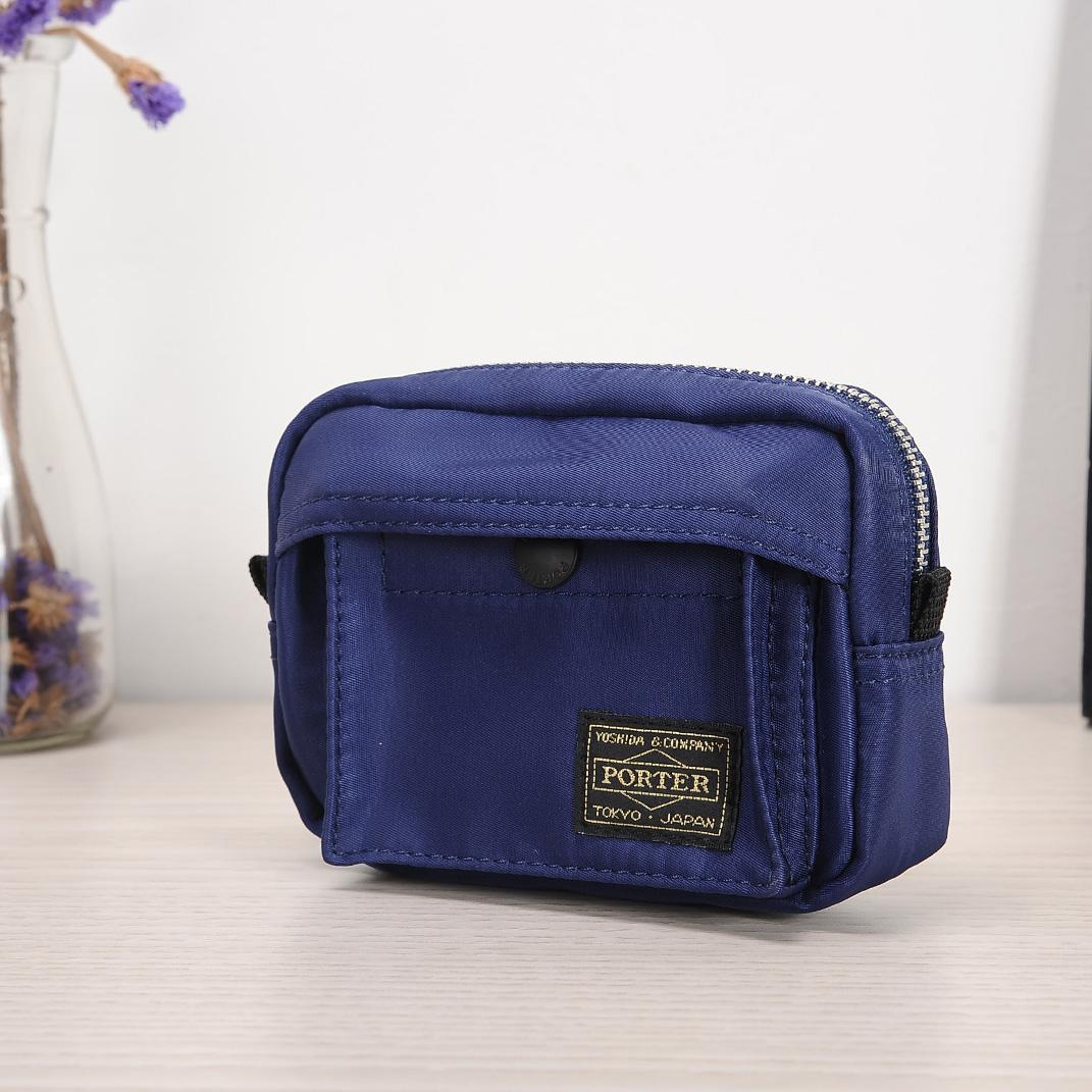 a83038efd5 Yoshida Head Porter Clutch Men Wallet 5-Inch Pouch Small Bag Shoulder Bag  Leisure Storage