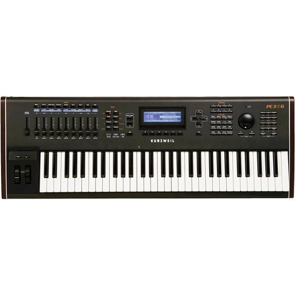 Kurzweil Pc3k6 61-Key Production Station Keyboard By Cristofori Music.