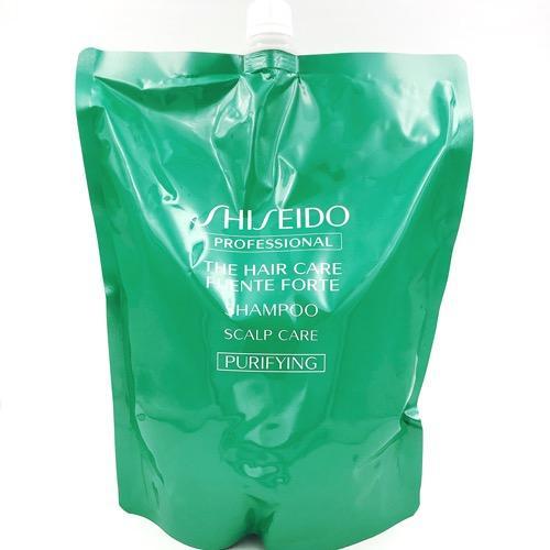 Shiseido Professional Fuente Forte Purifying Shampoo Refill 1800Ml Price Comparison