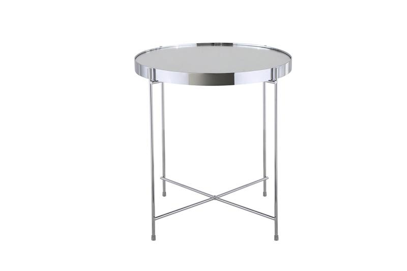 Oakland Side Table - Chromed