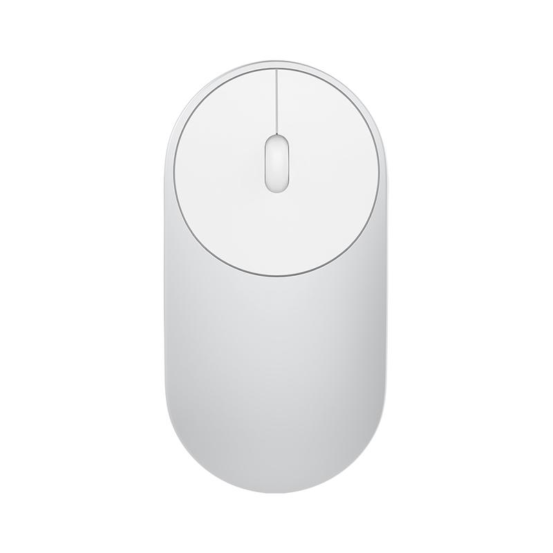 Original Xiaomi Mi Wireless Mouse Portable Game Mouses Aluminium Alloy ABS Material 2.4GHz WiFi Bluetooth 4.0