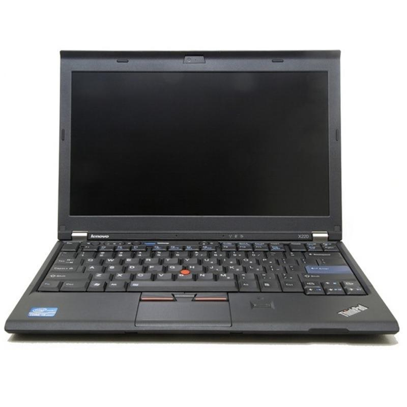 (Refurbished) Lenovo X220 12.5 (2nd Gen) Core i5 2.5 Ghz 4GB 128GB SSD Windows 7 Pro 64 Bit
