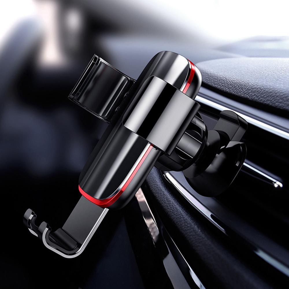 Baseus Metal Age Gravity Car Mount Handphone Holder Iphone Samsung Huawei Xiaomi By Gxm Gadgets.