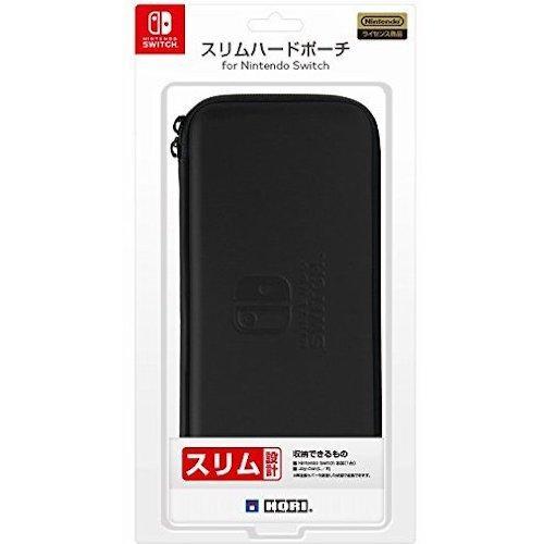 Price Nsw 007 Hori Nintendo Switch Slim Hard Pouch Black Jp Hori New