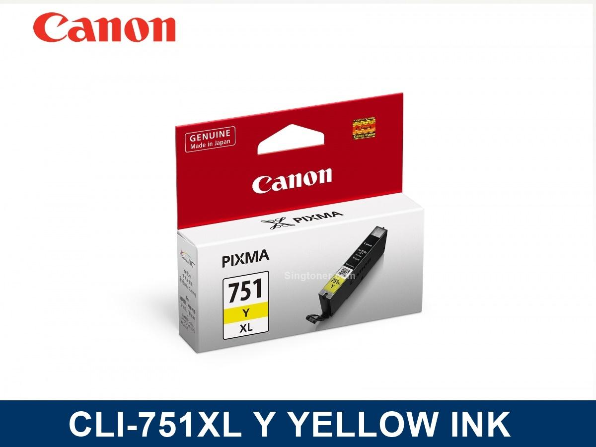 Latest Canon Inkjets Inks Products Enjoy Huge Discounts Lazada Sg Cartridge Cl 811 Color Original Cli 751xl Bk C M Y Gy Black Cyan Magenta Yellow Grey Ink