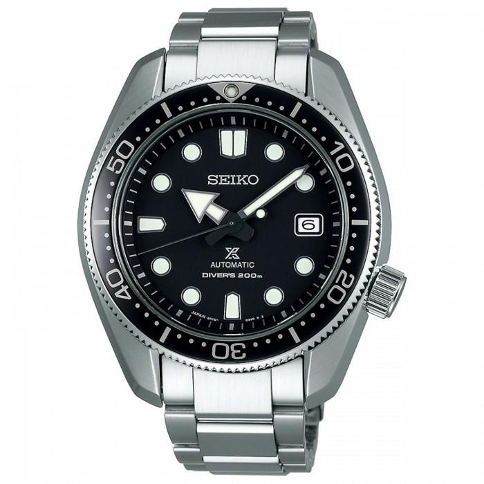 SEIKO PROSPEX 200M DIVER BLACK DIAL 6R15 MOVEMENT SBDC061