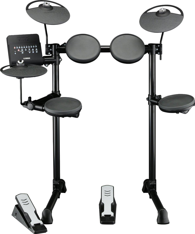 Bundle Promotion Free Assembly Yamaha Dtx400K Electronic Drum On Singapore