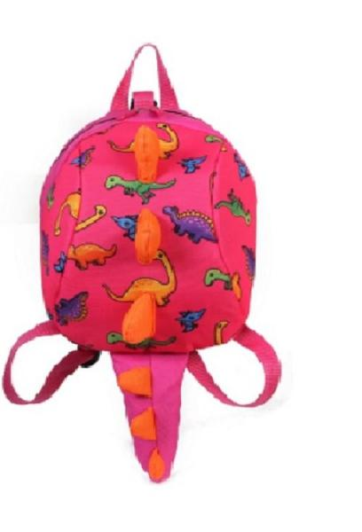 Dinosaur children backpack with leash, Anti-lost children backpack for toddler 1-3 years