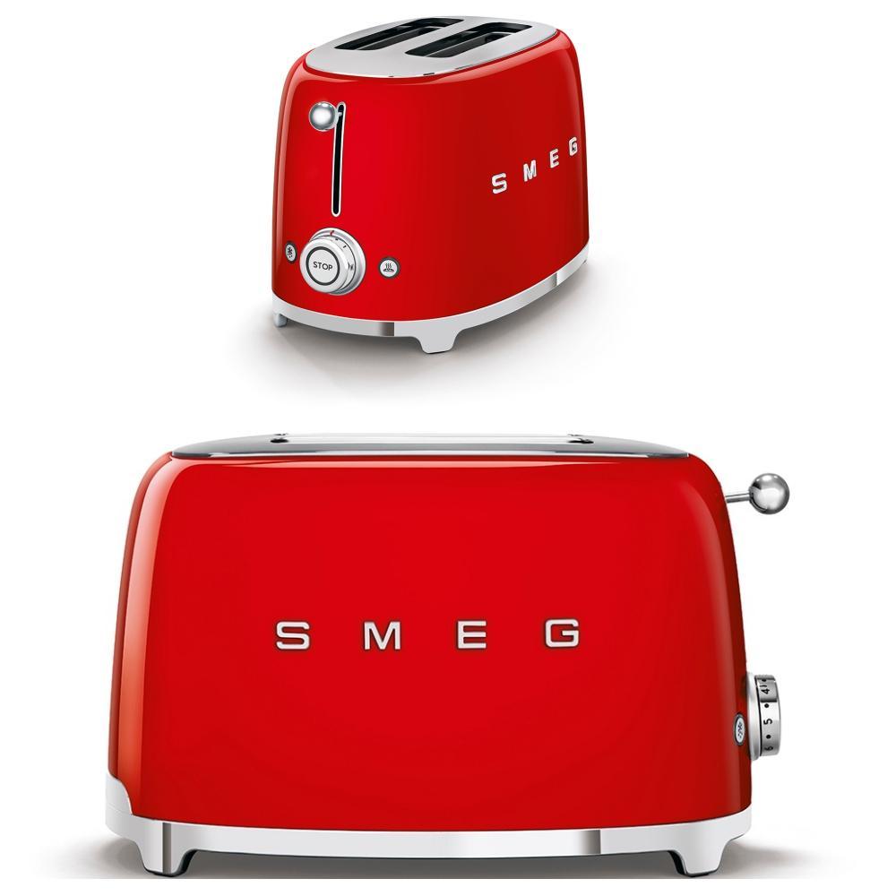SMEG Toaster RED