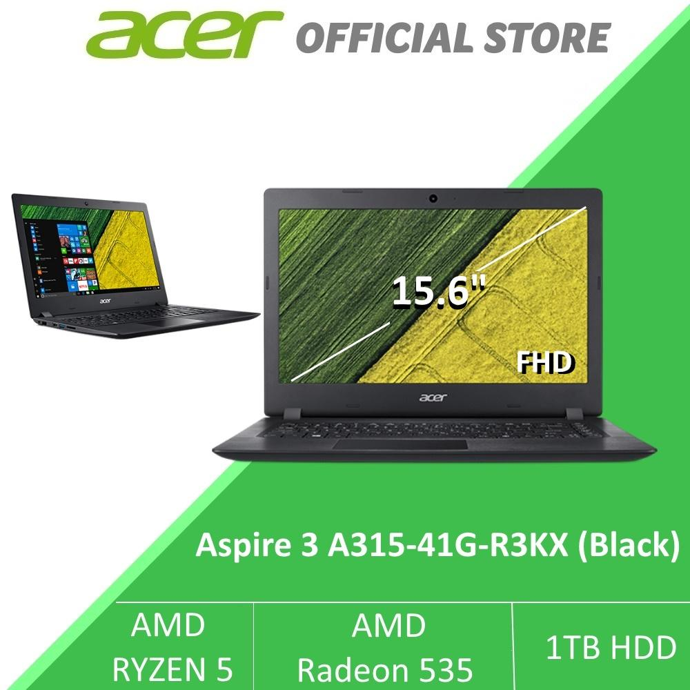 Acer Aspire 3 A315-41G-R3KX AMD Ryzen 5 with AMD Radeon Graphics Laptop