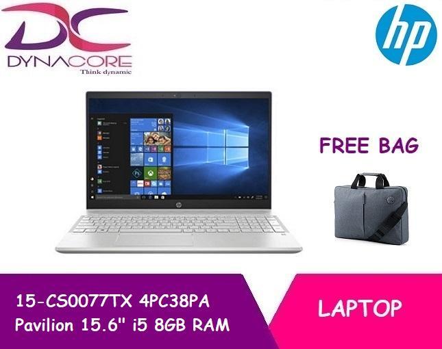 HP 15-CS0077TX 4PC38PA Pavilion 15.6 i5 8GB RAM Laptop - Sapphire Blue