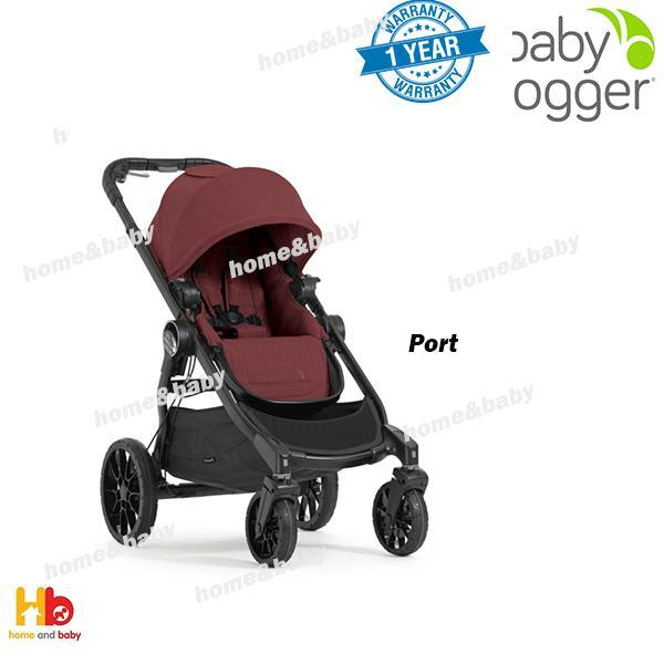 Baby Jogger select Lux Port Singapore
