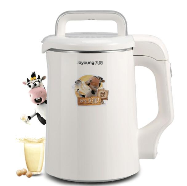 Joyoung Dj13b-D82sg Fully Automatic Soymilk Maker 1300ml Capacity More Thicker Soybean Milk Machine(white) - Intl By She Love.