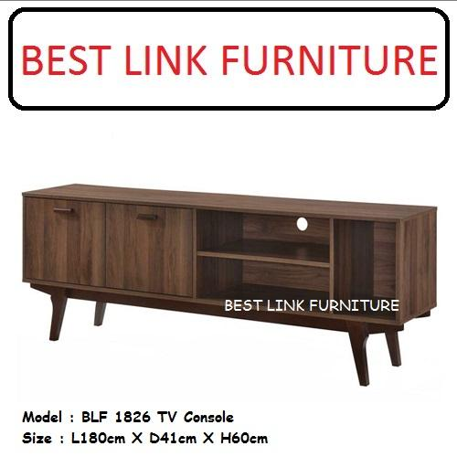 BEST LINK FURNITURE BLF 1826 TV Console