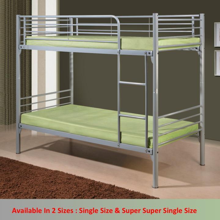MICHELLE Super Single Size Double Decker Bed