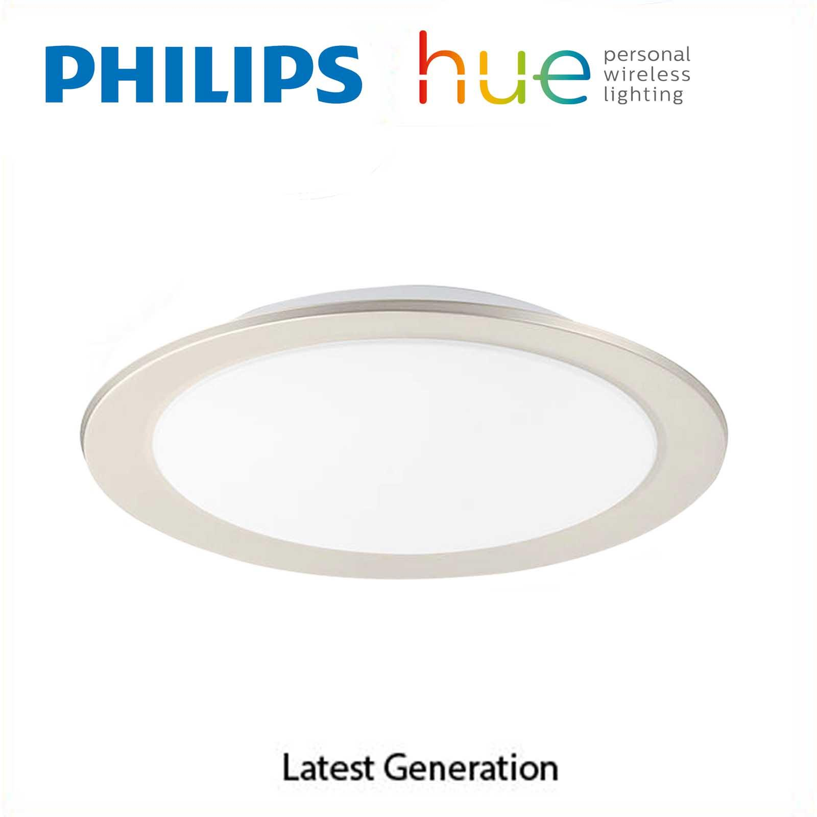 Philips 45037 MUSCARI Hue Ceiling White Ambiance (includes Hue Dimmer Switch x1)