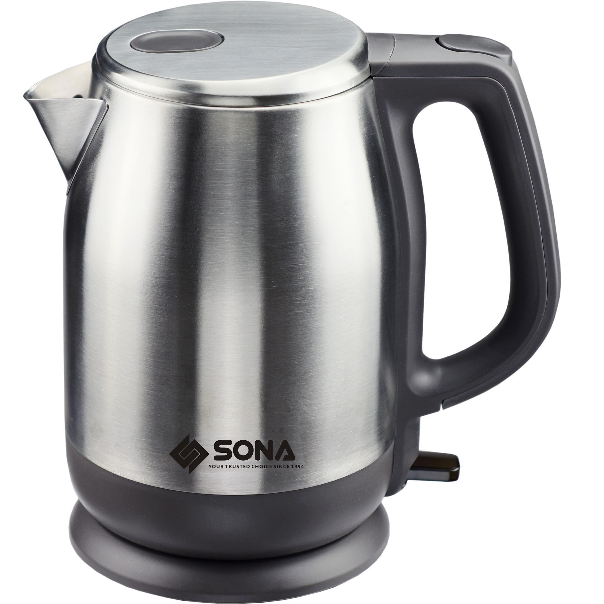New Sona Sck5011 Stainless Steel Kettle Jug