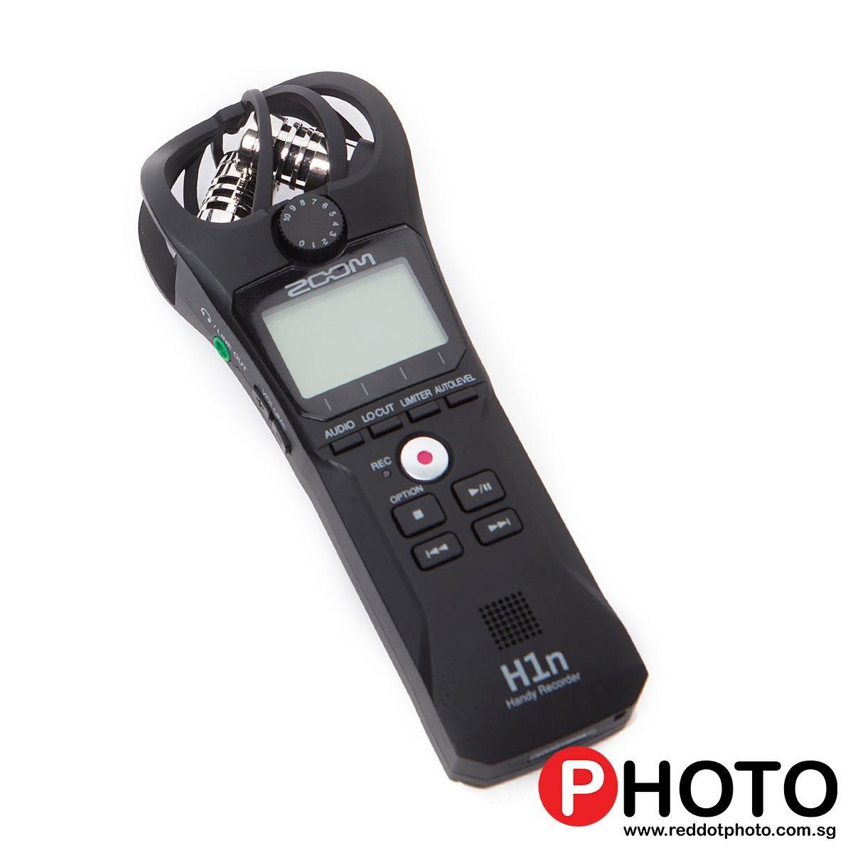 Price Zoom H1N Ultra Portable Digital Audio Recorder Zoom Singapore