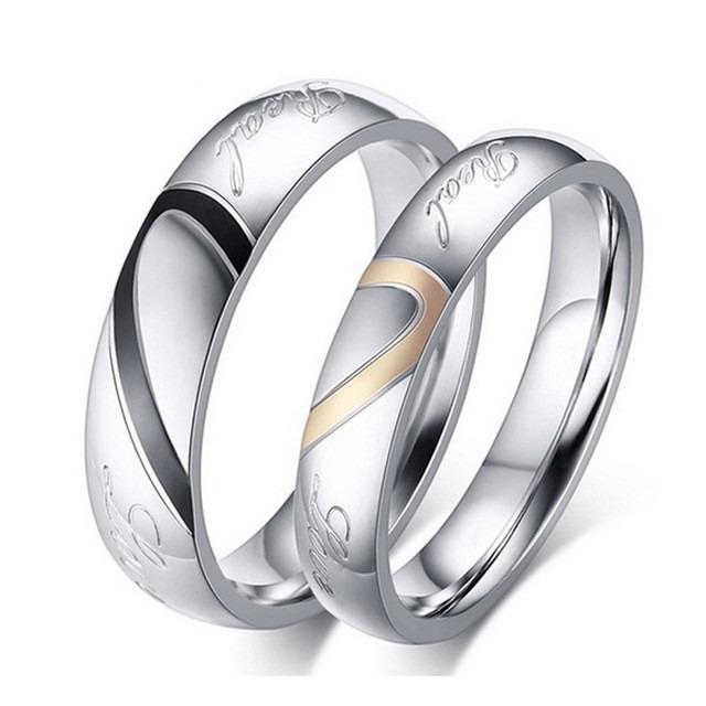 Whyus Luxury Wedding Band Ring Titanium Steel Curb Chain Spin For Source · CHAIN Best Quality