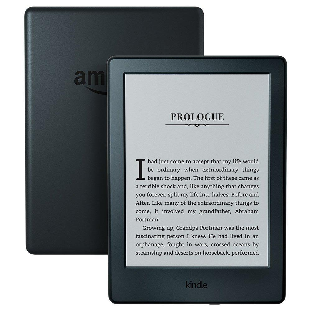Get Cheap Sale Amazon Kindle 8Th Gen 2016 With Ads Black