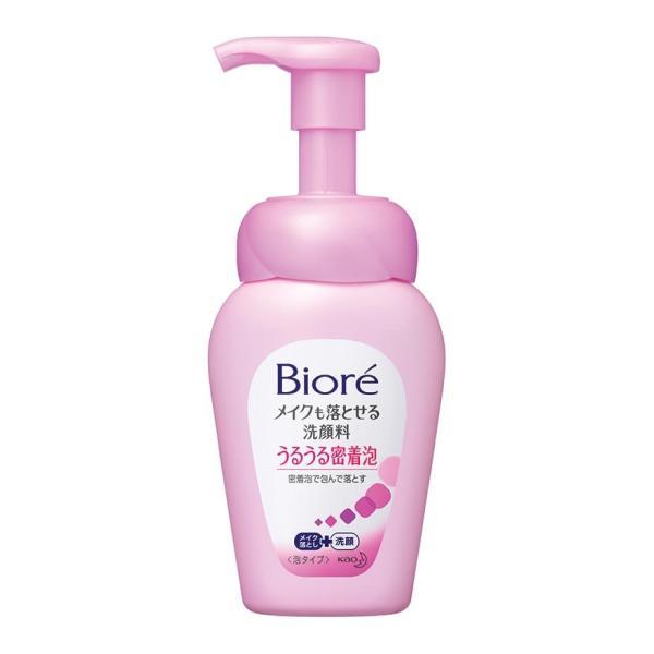 Buy Biore Uru Uru 2-in-1 Instant Foaming Wash 160ml Singapore