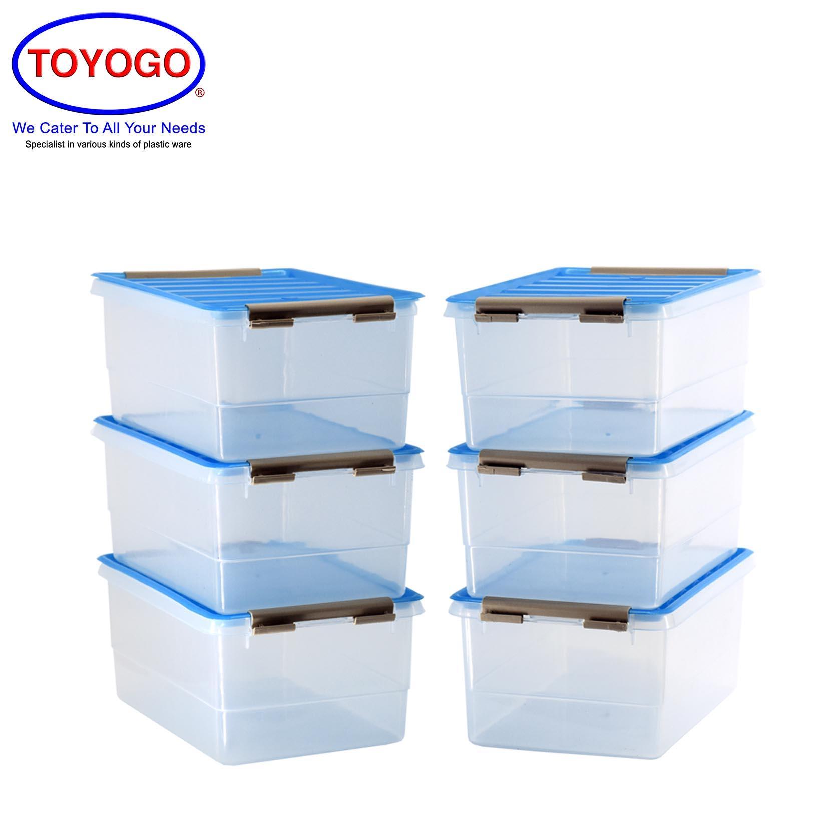 Toyogo Clip Box (Bundle of 6) (2314)