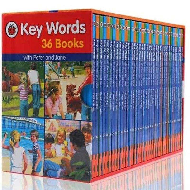 Key Words Collection   by  ladybird (36 books)