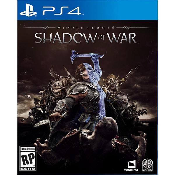 Ps4 Middle Earth Shadow Of Mordor Goty Eur Free Shipping
