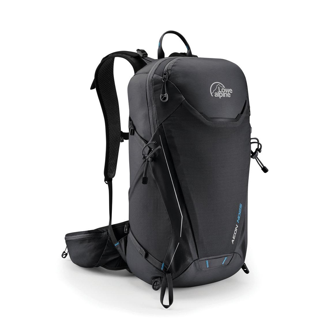 Lowe Alpine Aeon Nd25 Women Backpack Trekking Hiking Travel Anthracite Colour Discount Code