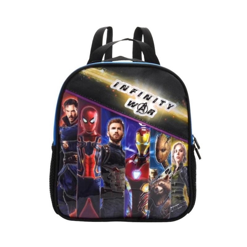 Kidztime x Marvel Avenger Infinity War 10 Sling Bag/ Backpack