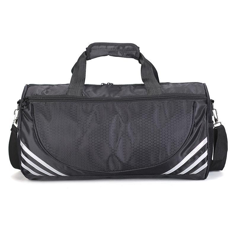 Yoga Bag Shoulder Cylinder Taekwondo Backpack Travel Bag 628387af04d74