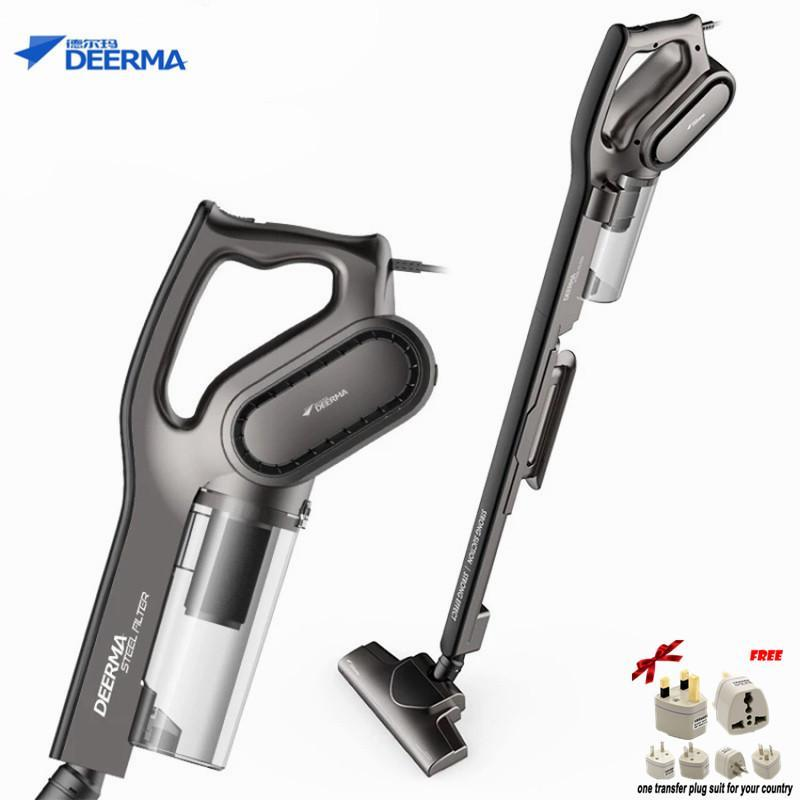 LAHOME Deerma home hand-held putter vacuum cleaner DX700S Singapore